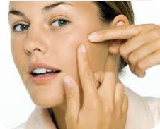 Очищение кожи от угрей