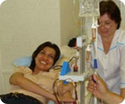 Очищение крови - плазмаферез