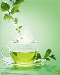 Очищение зеленым чаем по-восточному